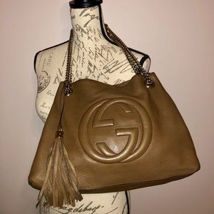 Gucci Shoulder Soho Handbag